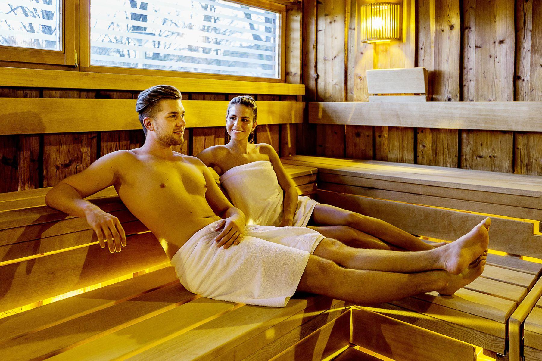 Saunieren nackt Granada